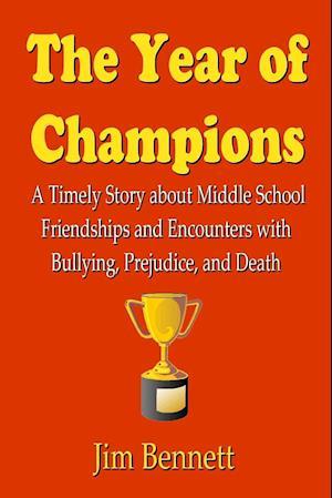 Bog, hæftet The Year of Champions af Jim Bennett