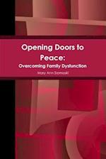 Opening Doors to Peace af Mary Ann Sromoski