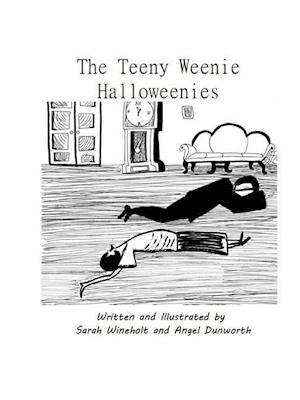 Bog, hæftet Teeny Weeny Halloweenies af Sarah Wineholt
