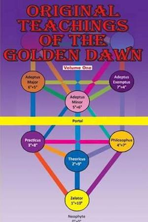 Bog, hæftet Original Teachings of the Golden Dawn, Vol. 1 af Golden Dawn