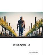 Wine Quiz - 2 af Komar MV