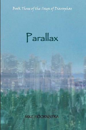 Bog, hæftet Parallax af Mike Hoornstra