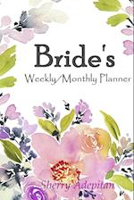 Brides:Weekly/Monthly Planner