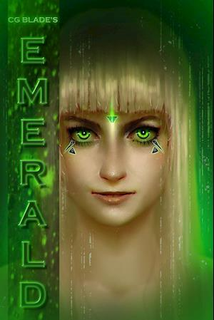 Bog, hæftet Emerald af CG Blade