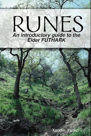 Bog, hæftet RUNES: An introductory guide to the Elder FUTHARK af Xander Yanko