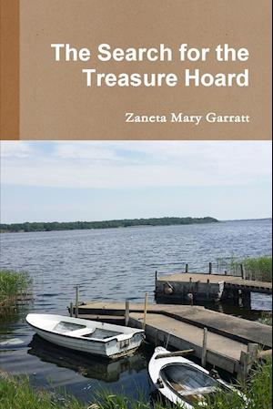 Bog, hæftet The Search for the Treasure Hoard af Zaneta Garratt