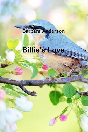 Bog, hæftet Billie's Love af Barbara Anderson