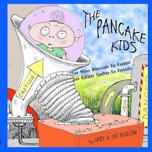 Bog, hæftet The Pancake Kids af Gary Bigelow