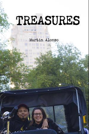 Bog, hæftet Treasures af Martin Alonso