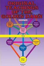 Original Teachings of the Golden Dawn, Vol. 2 af Golden Dawn
