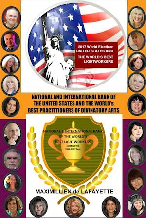 National and International Rank of the United States & The World's Best Practitioners of Divinatory Arts