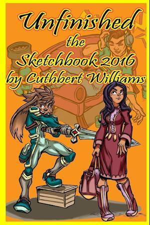 Unfinished the Sketchbook 2016