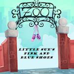 Little Sue's Pink and Blue Shoes