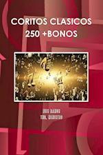 Cooritos Clasicos 250 +