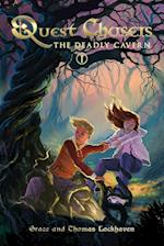 Quest Chasers: The Deadly Cavern af Grace Lockhaven, Thomas Lockhaven