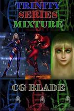 Trinity Series Mixture af CG Blade