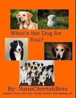 What's the Dog for You?