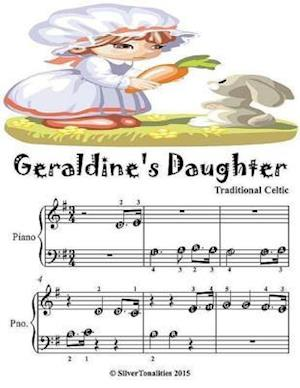 Geraldine's Daughter -  Beginner Tots Piano Sheet Music af Silver Tonalities