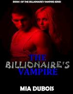 Billionaire's Vampire af Mia DuBois