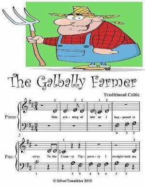 Galbally Farmer - Beginner Tots Piano Sheet Music af Silver Tonalities