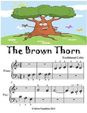 Brown Thorn - Beginner Tots Piano Sheet Music af Silver Tonalities