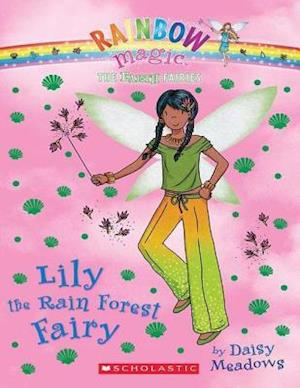 Rainbow Magic - Earth Green Fairies 05 - Lily the Rain Forest Fairy af Daisy Meadows