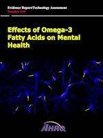 Effects of Omega-3 Fatty Acids on Mental Health