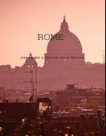 Rome: Poetic Guide to the Love City of Romulus