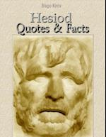 Hesiod: Quotes & Facts