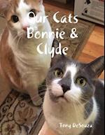 Our Cats Bonnie & Clyde