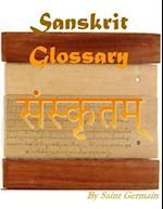 Sanskrit Glossary