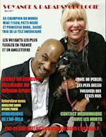 Revue Voyance & Parapsychologie, Noir Et Blanc. Mars 2017 af Wj News Agency Times Square Press