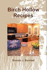 Birch Hollow Recipes