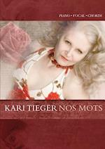 Nos Mots (Piano/Vocal/Chords Artist Songbook)