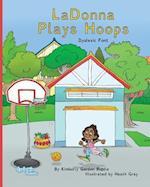 Ladonna Plays Hoops Dyslexic Font