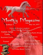 WILDFIRE PUBLICATIONS MAGAZINE, MAY 1, 2017, Ed. 1