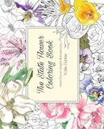 The State Flower Coloring Book
