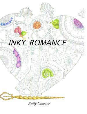 Bog, hardback Inky Romance af Sally Glaister