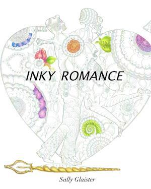 Bog, paperback Inky Romance af Sally Glaister