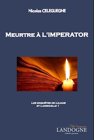 Bog, paperback Meurtre A L'Imperator af Nicolas Celeguegne