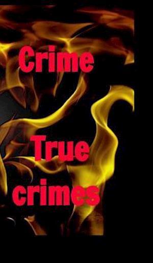 Bog, hardback Crime af Ghost Author