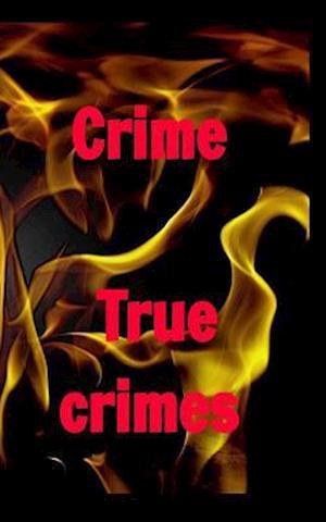 Bog, paperback Crime af Ghost Author