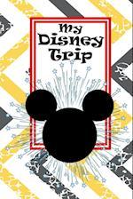 Unofficial Disney Trip Activity & Autograph Book