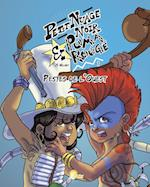 Petit Nuage Noir & Puma Rouge - 1 - Pestes de L'Ouest