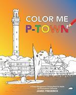Color Me P-Town af James Frederick