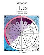 Victorian Tiles and Stained Glass Colouring Book