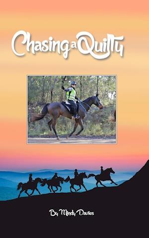 Bog, hardback Chasing A Quilty af Mindy Davies