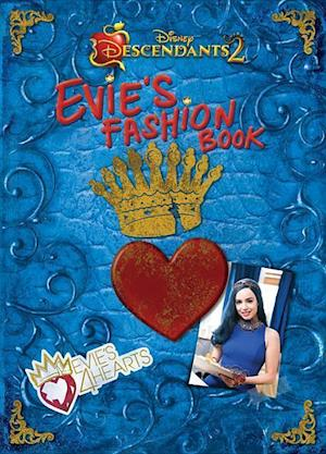 Bog, hardback Descendants 2 Evie's Fashion Book af Disney Book Group