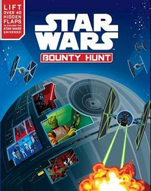 Bog, hardback Star Wars Bounty Hunt af Disney Book Group