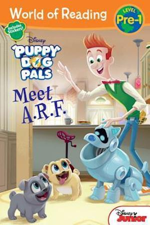 Bog, paperback Puppy Dog Pals Meet A.R.F. af Disney Book Group